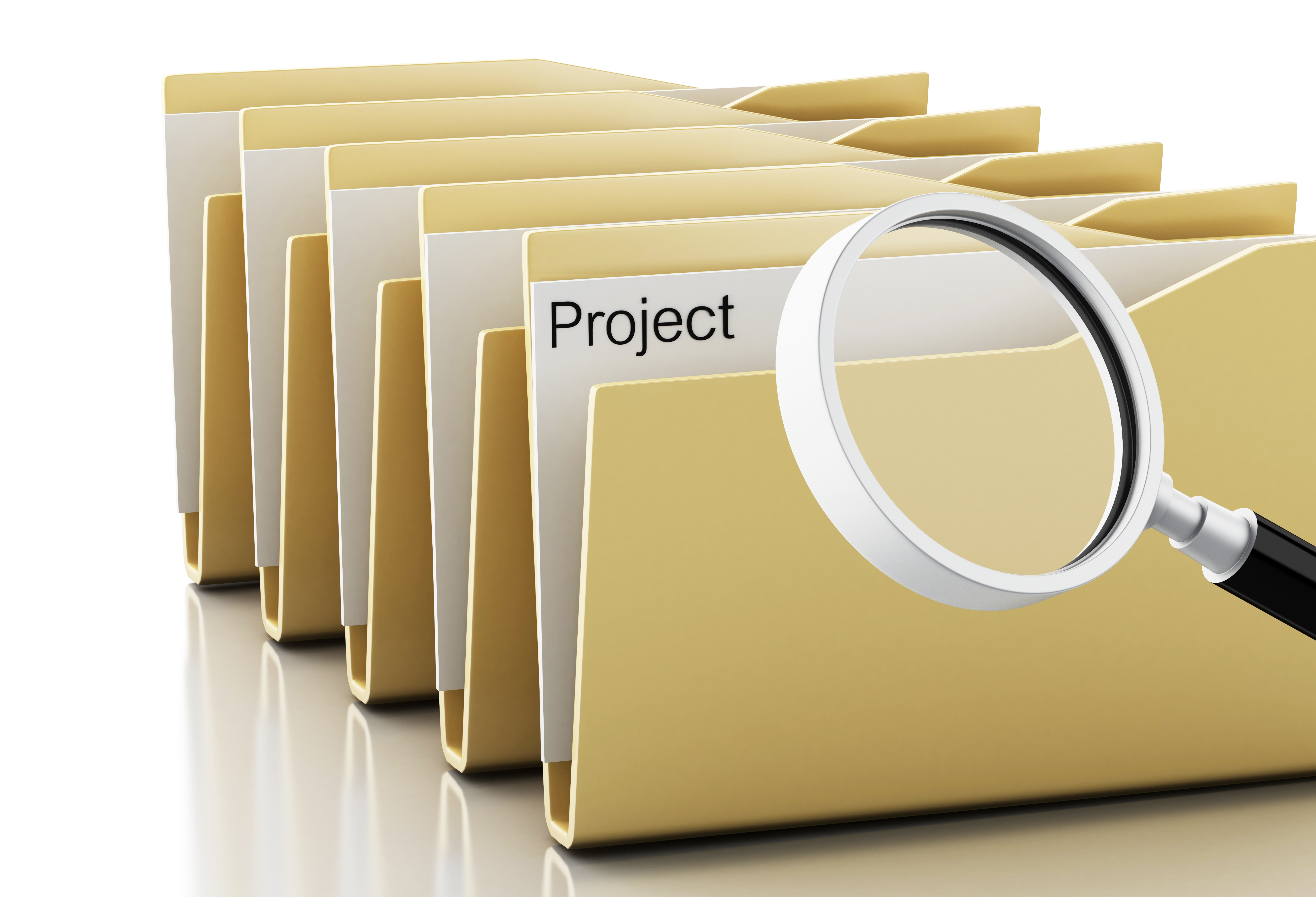 Image of project portfolio